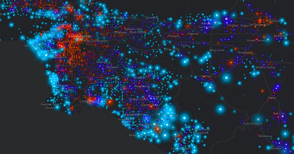 ArcGIS Pro - pozyskiwanie danych z różnych źródeł
