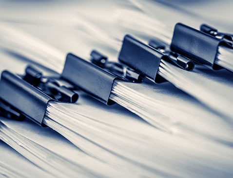Przechowywanie i kontrola spójności danych