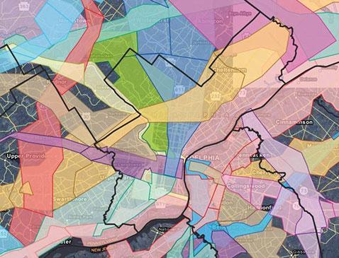 Wbudowane mapy bazowe