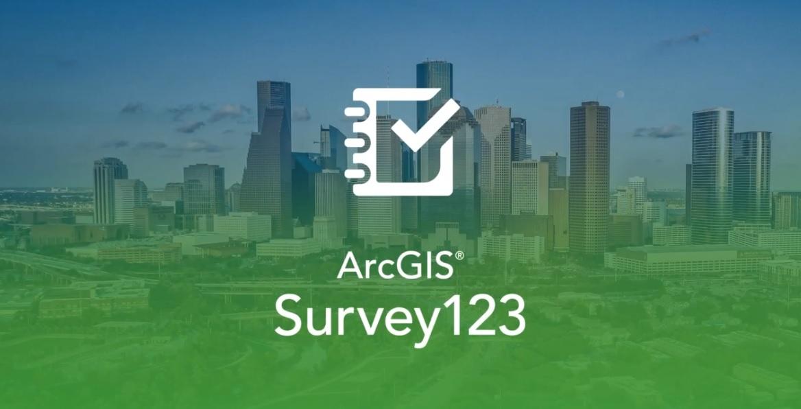 Wprowadzenie do ArcGIS Survey123
