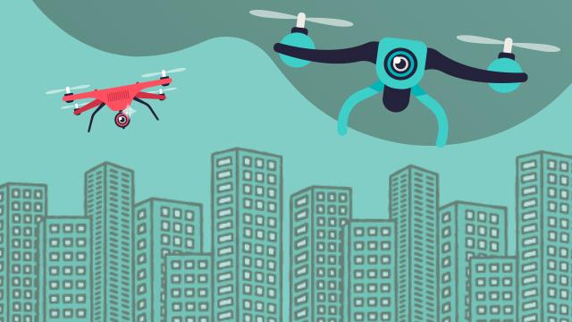 Wykorzystanie analityki przestrzennej i dronów w zarządzaniu inwestycją