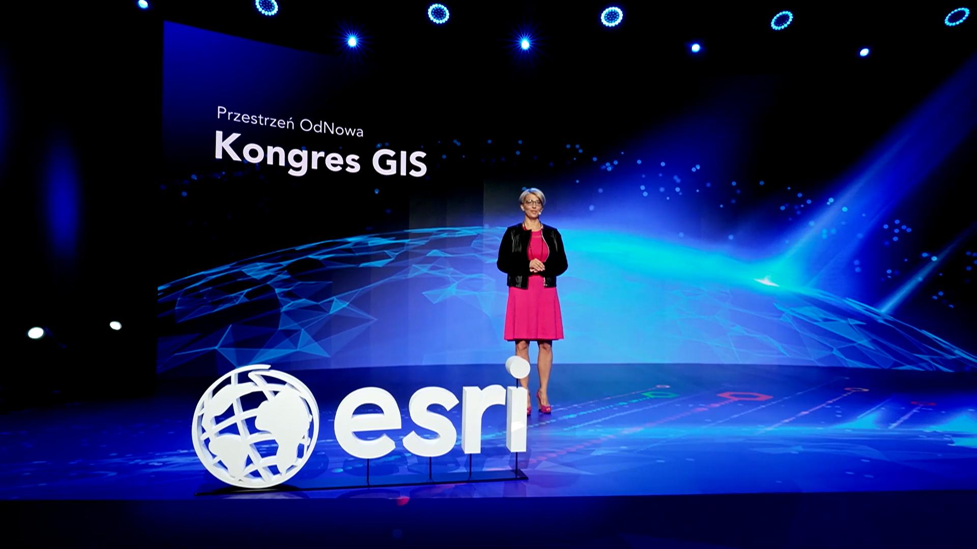 Otwarcie Kongresu GIS – Przestrzeń OdNowa